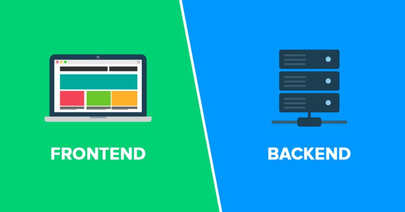Front End vs Back End Programming Languages