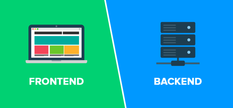 Front End vs Back End Programming Languages